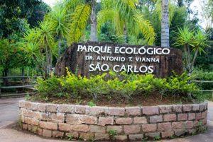 Bugios ganham novo recinto no Parque Ecológico