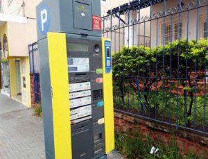 Nova campanha orienta usuários da Área Azul Digital em São Carlos