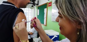 São Carlos tem 2.500 doses da vacina contra a gripe disponível para população