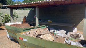 Ecopontos são reabertos em São Carlos
