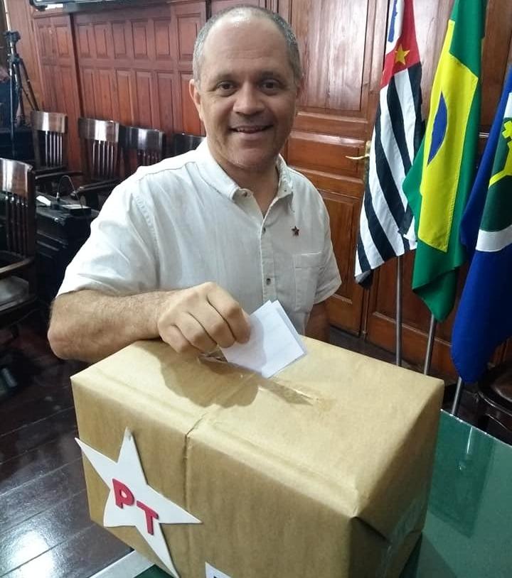 PT anuncia Erick Silva como pré candidato a Prefeitura