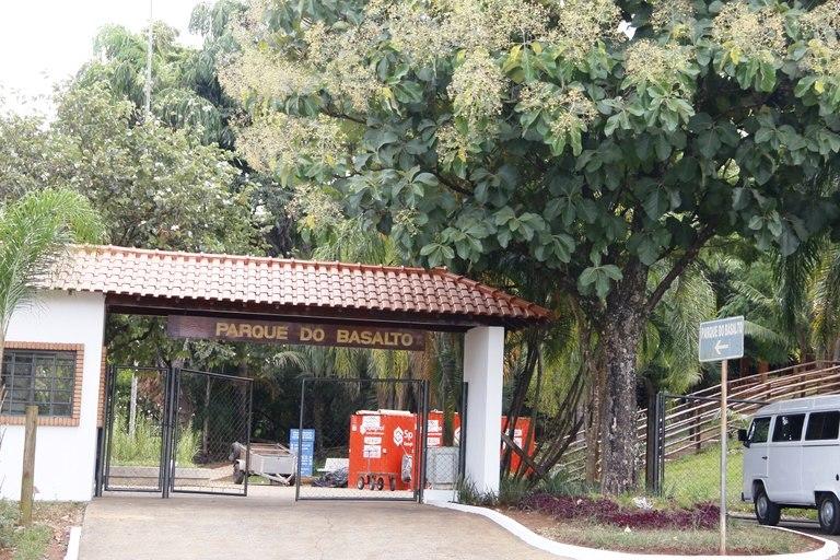 parque basalto