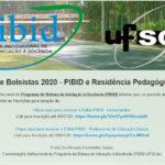 UFSCar abre inscrições para bolsas do Pibid e Residência Pedagógica