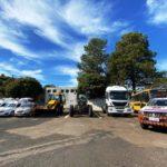 Prefeitura entrega novos veículos e maquinários para a prestação de serviços nas mais diversas áreas