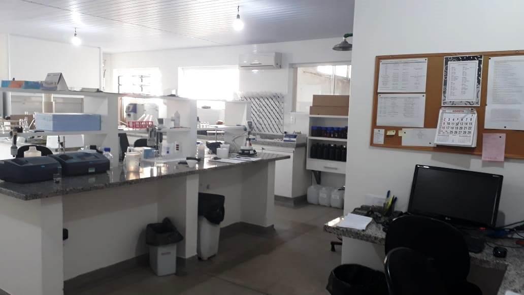 Laboratórios do SAAE é classificado como de excelência